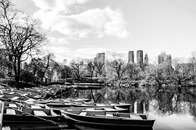 The Boat House in Central Park
